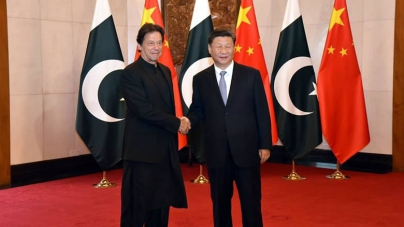 PM Imran, President Xi Discuss Bilateral Relations