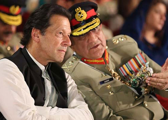 COAS Gen Bajwa meets PM Imran, discusses important matters