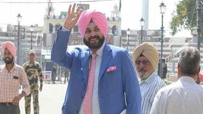 Navjot Singh Sidhu confirms participation in Kartarpur inauguration