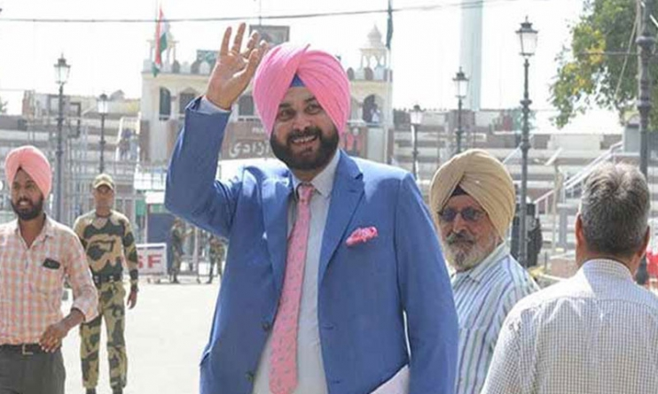 Navjot Singh Sidhu confirms participation in Kartarpur inauguration