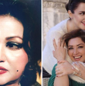 Noor Jehan's granddaughter shares nostalgic throwback picture