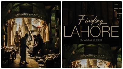 Markings Publishing is all set to launch Finding Lahore by Amna Zuberi at AdAsia Lahore 2019