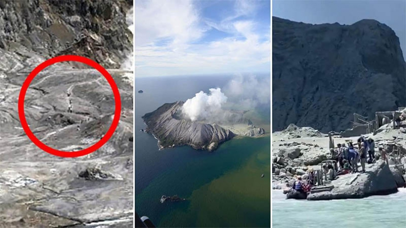 New Zealand volcano: Five people confirmed dead after eruption on White Island