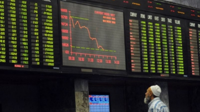 Stock market reflects investors' confidence; KSE index rises 836 points to 40,124 points