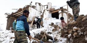 Avalanche kill dozens in Azad Kashmir- Pakistan