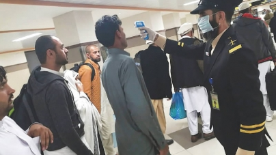Coronavirus: Pakistan suspends direct flights to and from Iran
