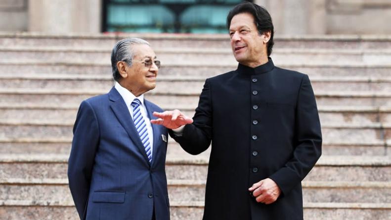 PM Imran Regrets Missing Kuala Lumpur Summit