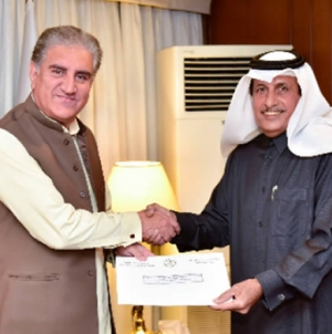 Qatar invites FM Qureshi for signing of US-Taliban peace Deal