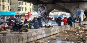 Homelessness in Karachi: A Large Number of Population is Homeless in Karachi.