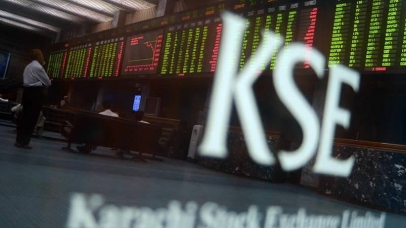 KSE-100 Tumbles 2,100 Points as Oil Crashes in International Market