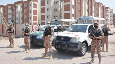 640 Pilgrims Cleared of Coronavirus Leave Sukkur Quarantine Centre for Home