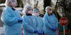 US Coronavirus Death Toll Rises Past 3,000 on Deadliest Day