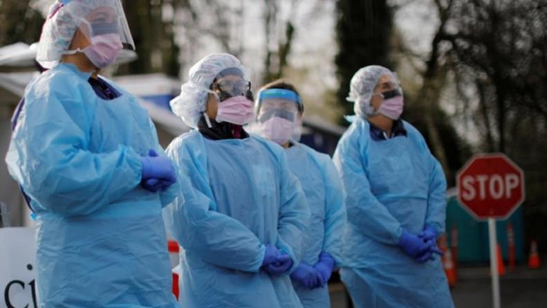 US Coronavirus Death Toll Rises Past 3,000 on Deadliest Day