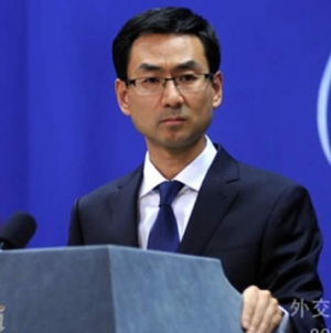 China Slams West over 'Barefaced Lies'