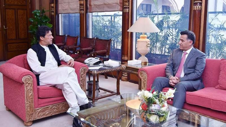 ISI Chief, PM Discuss Issues of National Security