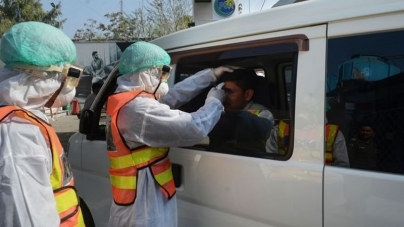 32 Iran Pilgrims Test Positive for Coronavirus in Mandi Bahauddin