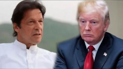 PM Imran, President Trump Discuss Covid-19 Pandemic Over Phone