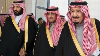 Coronavirus Infects Several Members of Saudi Royal Family: Report