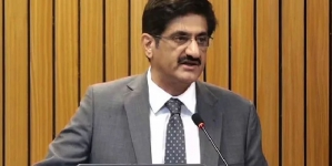 CM Sindh Murad Ali Shah Tested Positive for Covid-19