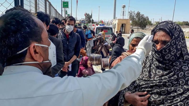 58% of Pakistan's Coronavirus Cases Locally Transmitted