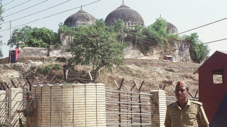 Pakistan Condemns Construction of Temple at Babri Masjid Site