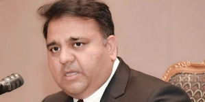 Fawad to get additional portfolio of information minister, again
