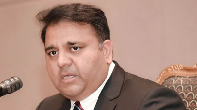 Fawad Chaudhry Warns against Lifting Lockdown Prematurely