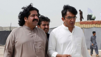 MNA Ali Wazir tests positive for Covid-19
