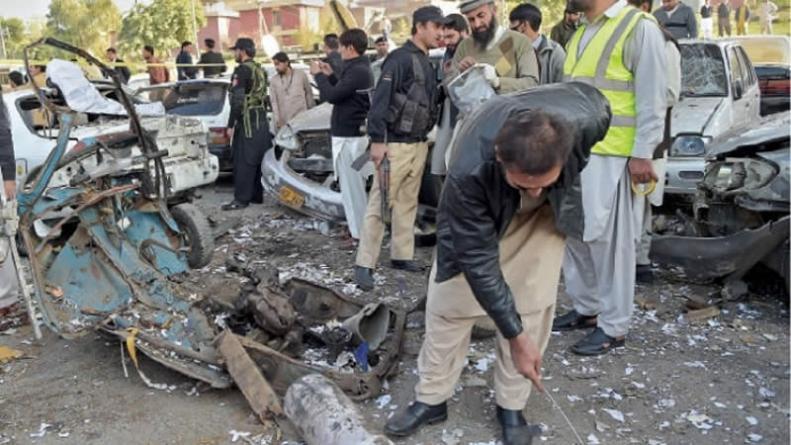 Peshawar: Blast near Rampura Gate Leaves Five Injured