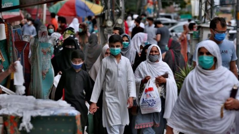 Confirmed COVID-19 Cases in Pakistan rise to 85,264