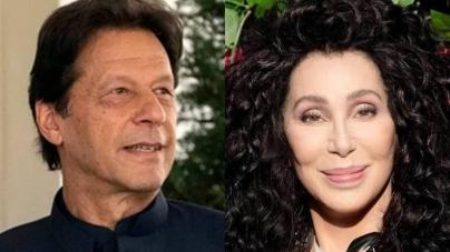 Cher Reveals she's a Big Imran Khan Fan