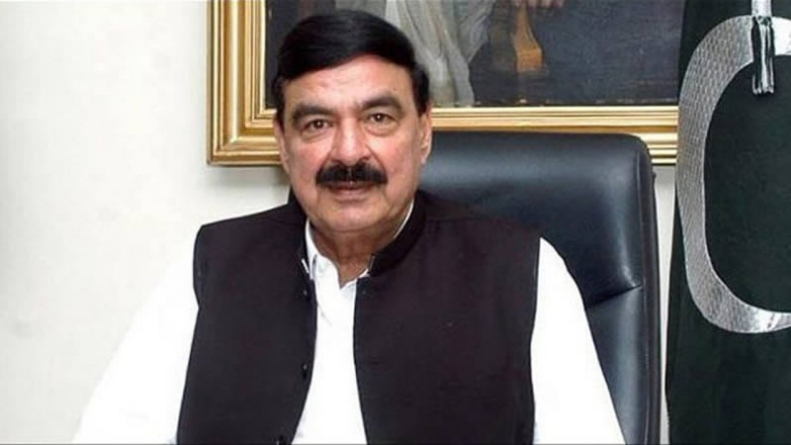 Policemen held hostage by TLP released: Sheikh Rashid