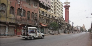 Sindh Health dept Seeks 'Curfew' in Karachi