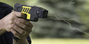 Punjab Police use stun Guns with Impunity against SOP Violators