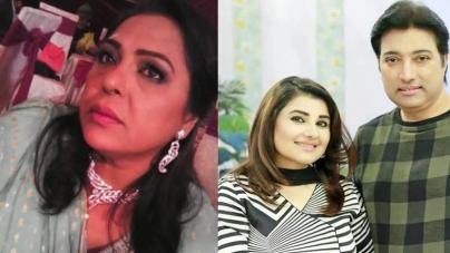 Actress Salma Zafar Thrashes Javeria & Saud Over Non-Payment