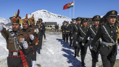 India, China Hold Inconclusive talks on Ending Army Face-off