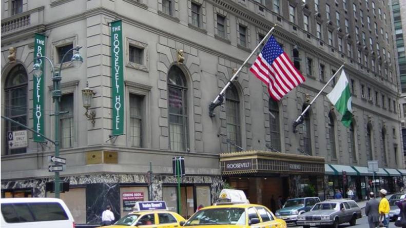 Roosevelt Hotel to Shut Doors from Oct 31