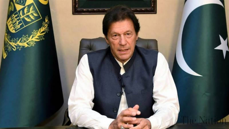 PM Imran in Solidarity with the Kashmiri People on Martyrs' Day
