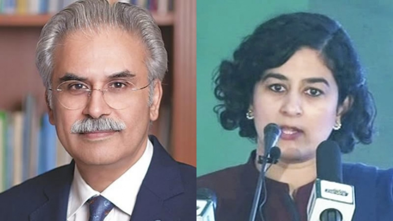 Tania Aidrus, Dr Zafar Mirza Resign as Special Assistants to PM over 'criticism'