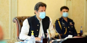 Imran Warns of Total Lockdown if Rallies Continue