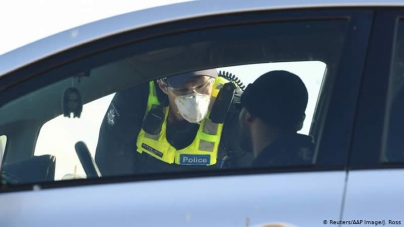 Australian State Declares Virus Disaster