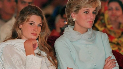 Documentary claims Princess Diana wanted Pakistan move