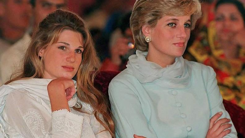 Documentary claims Princess Diana wanted Pakistan move
