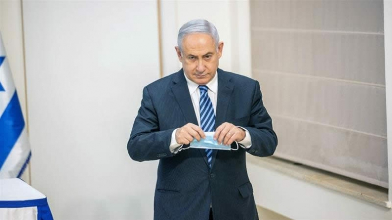 Israel's Netanyahu Warns Hezbollah after Syria Attack