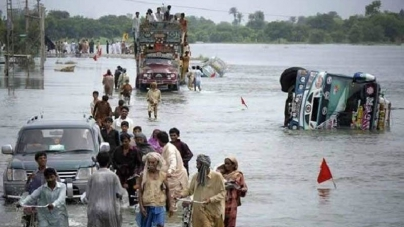 At least 58 Dead in Pakistan Monsoon Rains