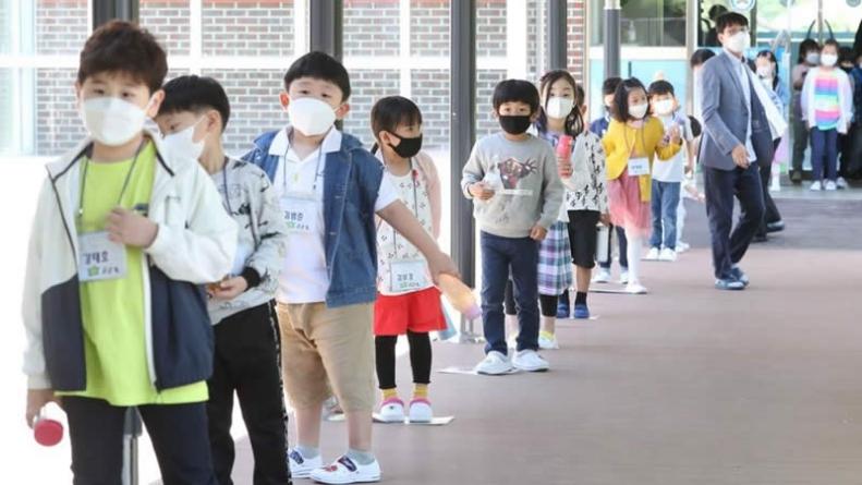 South Korea closes Seoul Schools amid rise in Cases