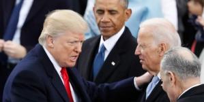 Trump warns Biden will 'demolish' American Dream