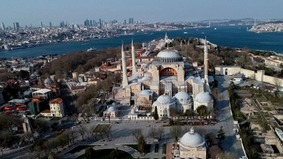 Turkey Converts another Former Istanbul Church into a Mosque