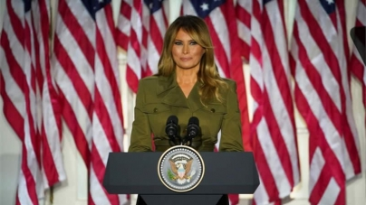 RNC 2020: Melania Trump makes Plea for Racial Harmony