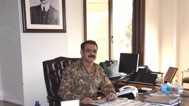 Asim Bajwa Decides to Resign as SAPM